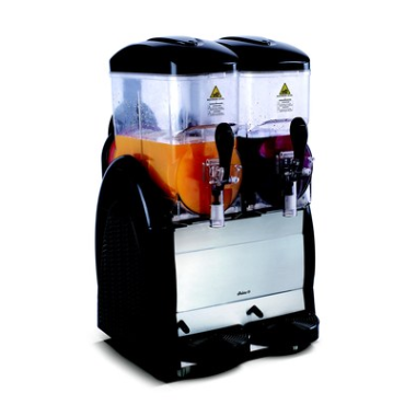 Slush machine 2*12 L